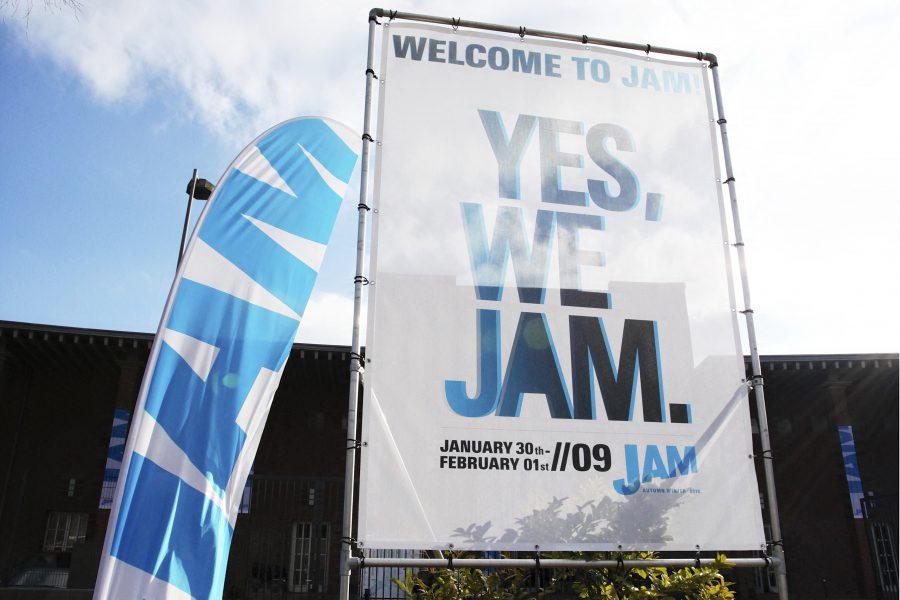 JAM  Messe-Impressionen